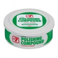NO 7 POLISHING COMPOUND  284 GR