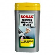 SONAX Glass Cleaner Wipes