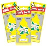 LITTLE TREE JASMIN AIR FRESHENERS