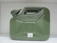 BOTTARI METTALIC  FUEL JERRY CAN 10 LT