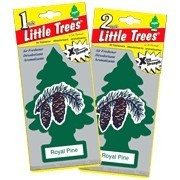 LITTLE TREE ROYAL PINE SCENT