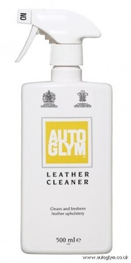 AUTO GLYM LEATHER CLEANER 500 ML