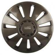 WRC SET WHEEL COVERS SILVER 14''