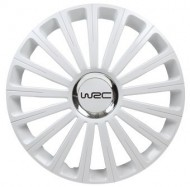 WRC SET WHEEL COVERS SILVER 13 ''