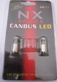 CARTECH NX SERIES CANBUS LED