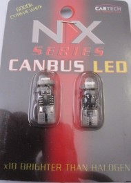 CATECH NX SERIES CANBUS LED