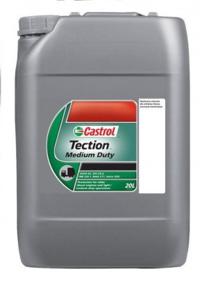CASTROL TECTION 20W-50 20 LT