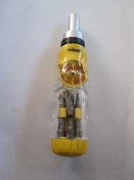 ROLSON 12 IN 1 AGLE RATCHET SCREWDRIVER