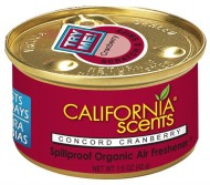 CALIFORNIA SCENT COCORD CRANBERRY