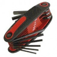 CARPOINT HEX KEY SET