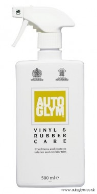AUTO GLYM VINYL & RUBBER CARE 500 ML