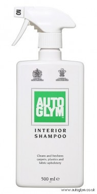 AUTO GLYM INTERIOR SHAMPOO 500 ML