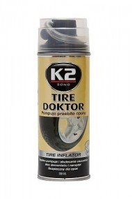 K2 TYRE DOCTOR INFLATOR 355 ML