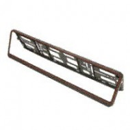 CARPOINT LICENSE PLATE HOLDER LONG WITH RED BORDER