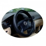 PERALINE LEATHER STEERING WHEEL COVER 37-39 CM
