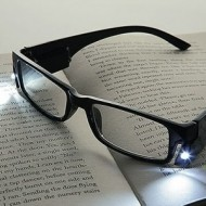 Rolson Reading Glasses With LED Light  x 1.5