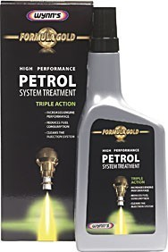 WYNN\'S FORMULA GOLD PETROL SYSTEM TREATMENT 500 ML