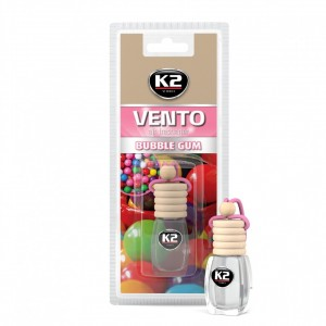 K2 VENTO AIR FRESHENER  BUBBLE GUM - 8ML BOTTLE