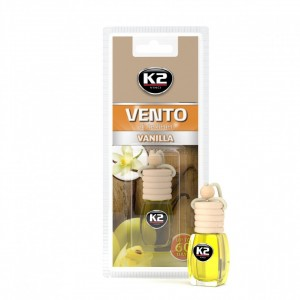 K2 VENTO AIR FRESHENER VANILLA  - 8ML BOTTLE