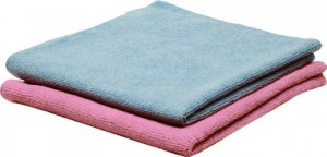 KAJA Microfiber Cloth terry 220g/m2 40x40 cm