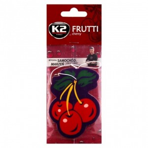 K2 FRUTTI CAR AIR FRESHNER CHERRY