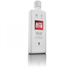 AUTOGLUM SUPER RESIN  POLISH 325 ML
