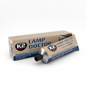 K2 LAMP DOCTOR 60 G Paste to restore clarity of headlights