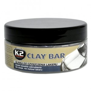 K2 Clay Bar Cleaning Compound 200g