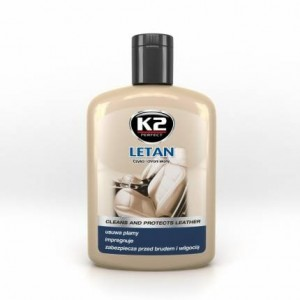 K2 LETAN 200 ML Cleans and protects leather