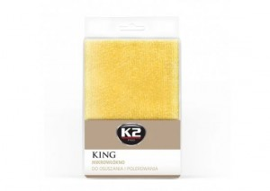 K2 KING microfibre for paintwork drying and polish 60 X 40
